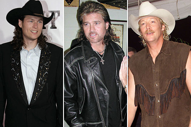 Blake Shelton, Billy Ray Cyrus, Alan Jackson