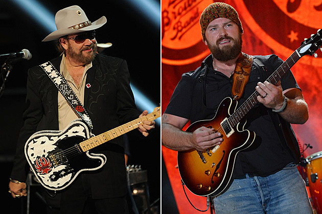 Hank Williams Jr., Zac Brown