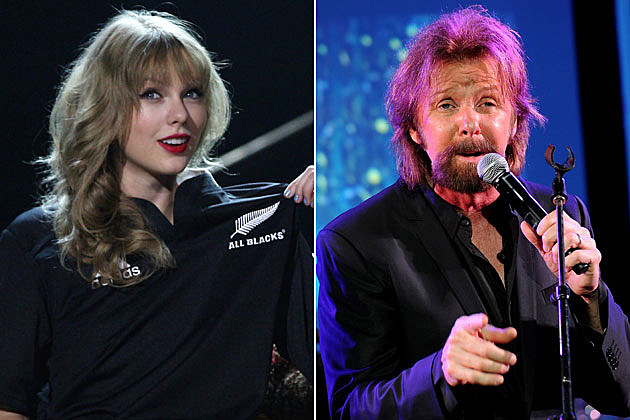 Taylor Swift, Ronnie Dunn