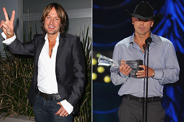 Keith Urban, Kenny Chesney