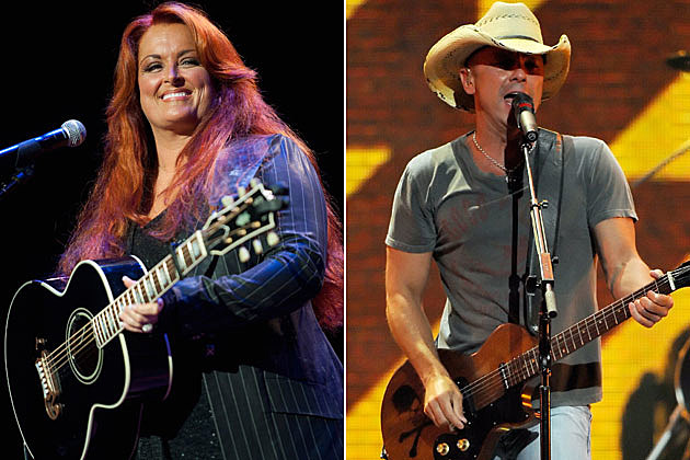 Wynonna, Kenny Chesney