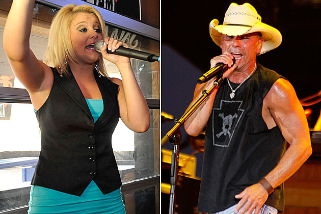 Lauren Alaina, Kenny Chesney