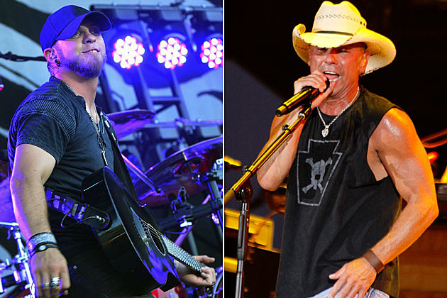 Brantley Gilbert, Kenny Chesney