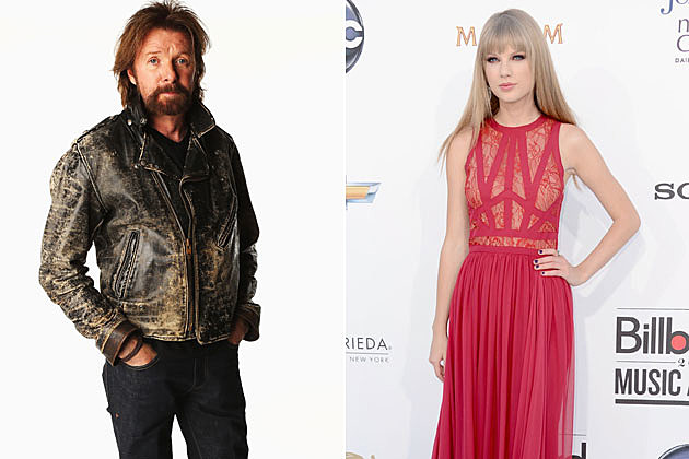 Ronnie Dunn, Taylor Swift
