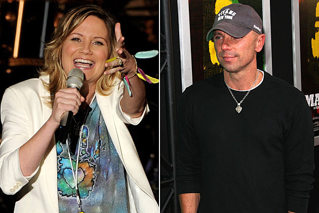 Jennifer Nettles, Kenny Chesney