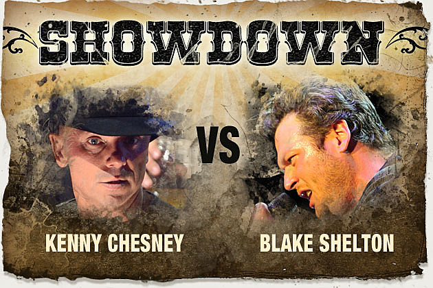 Kenny Chesney, Blake Shelton