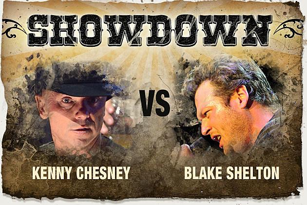Kenny Chesney, Blake Shelton