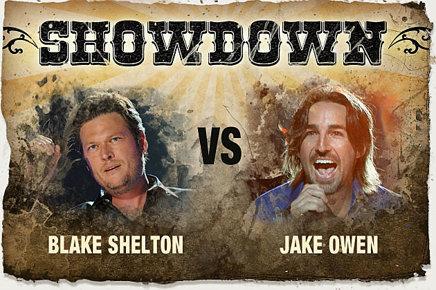 Blake Shelton, Jake Owen