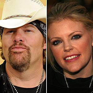 Toby Keith, Natalie Maines