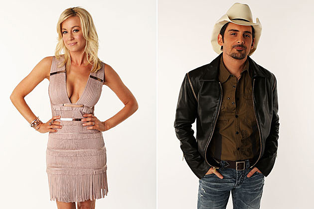 Kellie Pickler, Brad Paisley