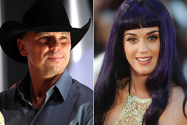 Kenny Chesney, Katy Perry