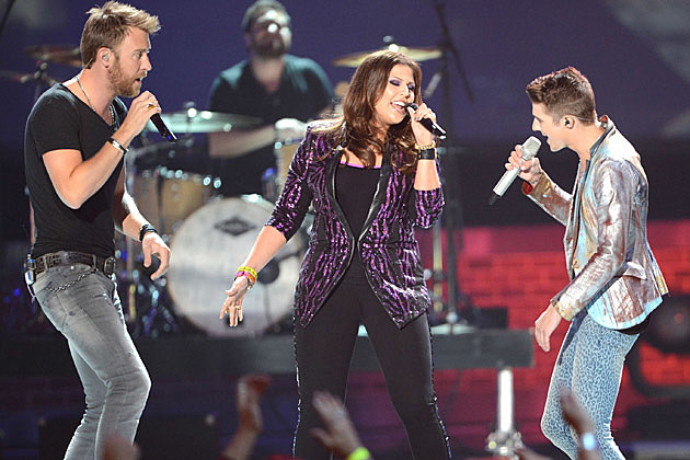 Lady Antebellum, Hot Chelle Rae