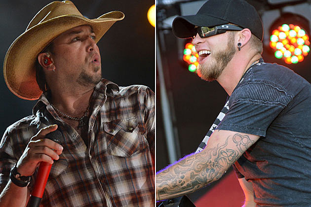 Jason Aldean, Brantley Gilbert