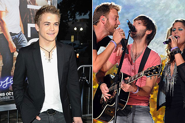 Hunter Hayes, Lady Antebellum