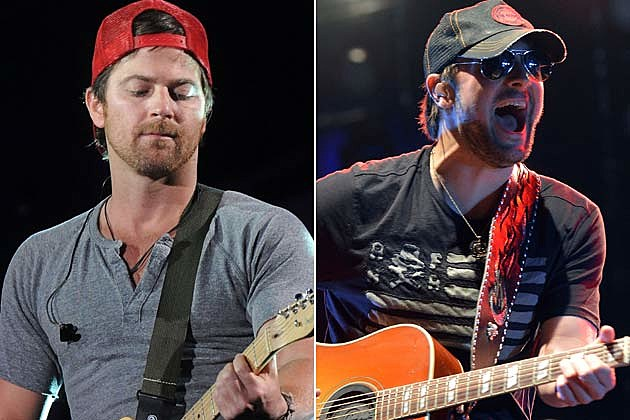 Kip Moore, Eric Church