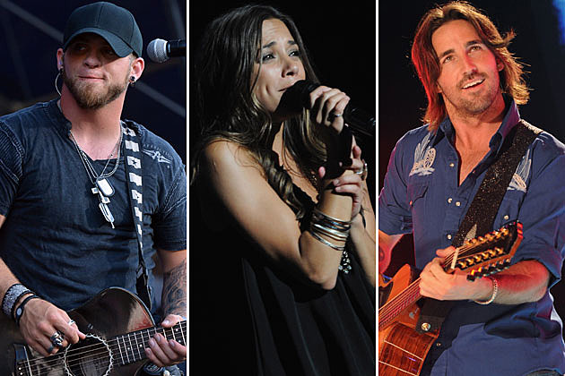 Brantley Gilbert, Jana Kramer, Jake Owen