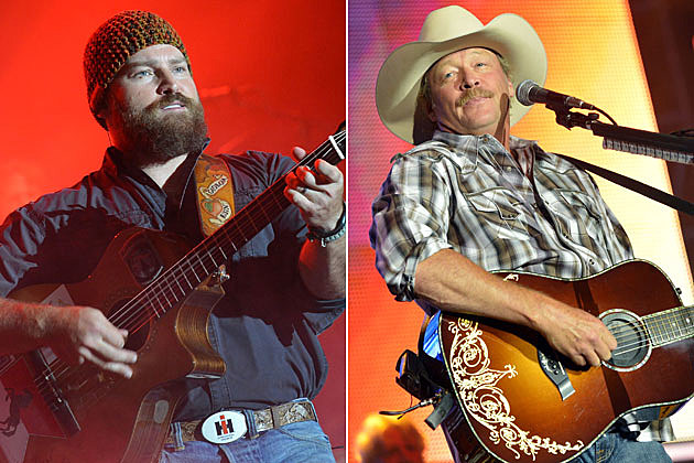 Zac Brown, Alan Jackson