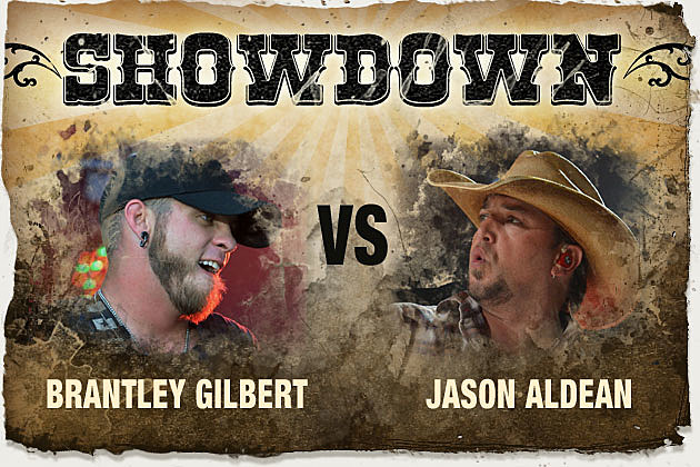Brantley Gilbert, Jason Aldean