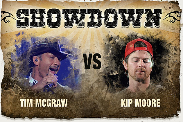 Tim McGraw, Kip Moore