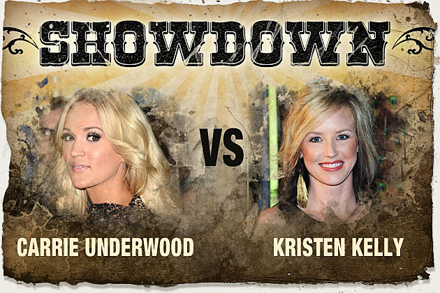 Carrie Underwood, Kristen Kelly
