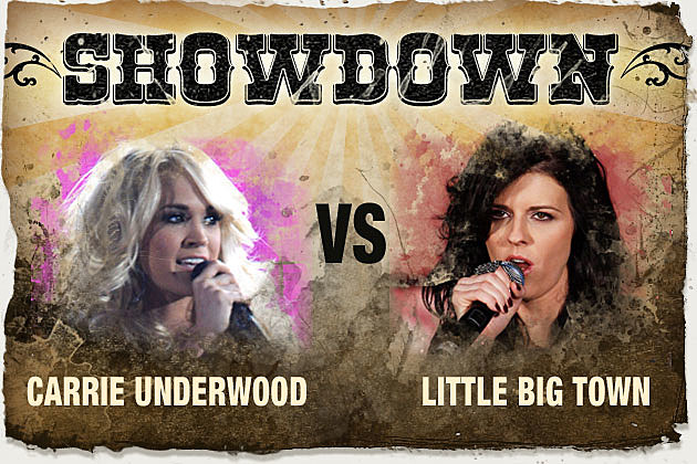 Carrie Underwood, Little Big Town