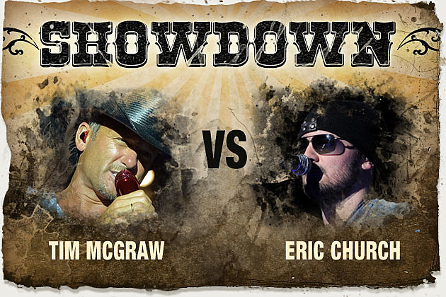 Tim McGraw, Eric Church