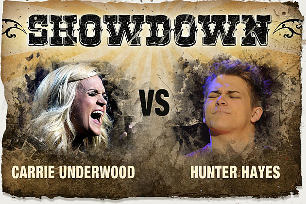 Carrie Underwood, Hunter Hayes