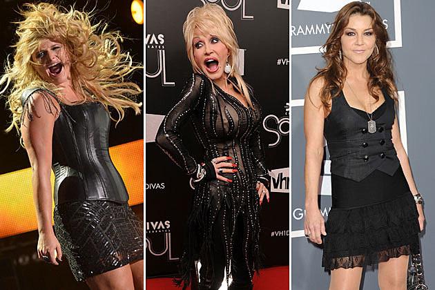 Miranda Lambert, Dolly Parton, Gretchen Wilson