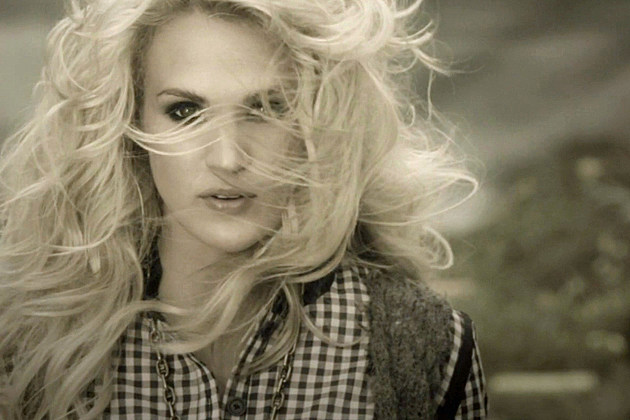Carrie Underwood 'Blown Away' Video