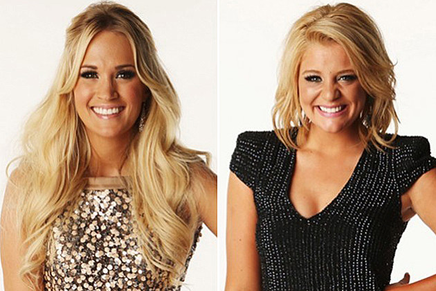 Carrie Underwood, Lauren Alaina