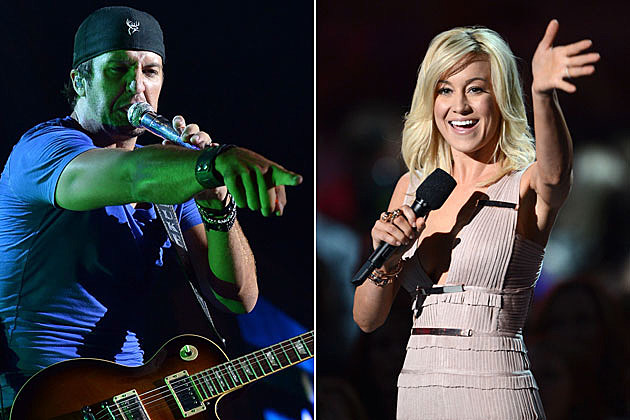 Luke Bryan, Kellie Pickler
