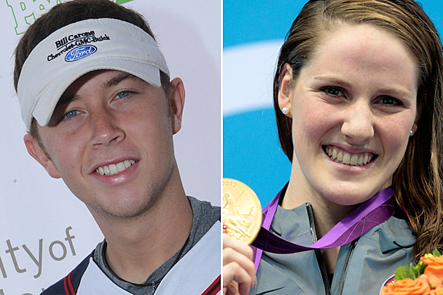 Scotty McCreery, Missy Franklin