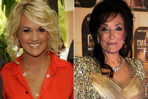 Carrie Underwood, Loretta Lynn