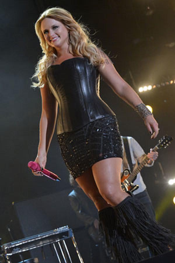 Miranda Lambert 10 Sexiest Female Country Stars Of 2012