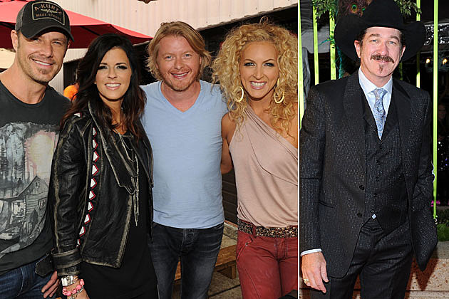 Little Big Town, Kix Brooks
