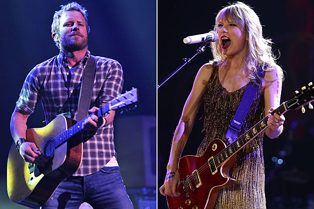 Dierks Bentley, Taylor Swift
