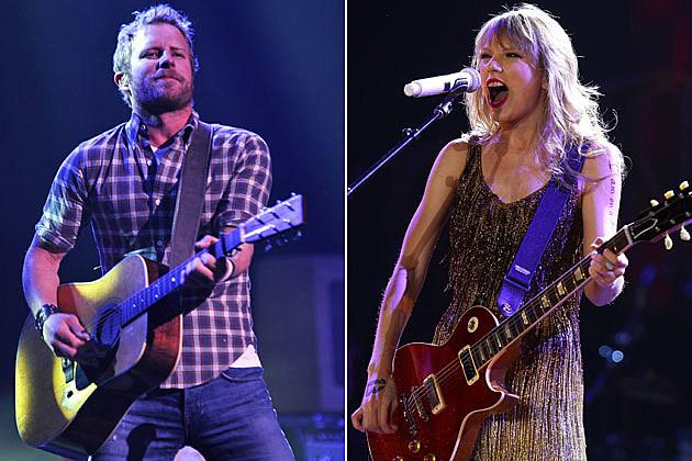 Dierks Bentley, Taylor Swift
