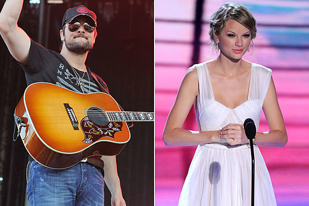 Eric Church, Taylor Swift