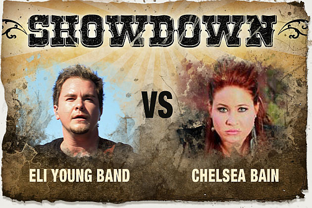 Eli Young Band, Chelsea Bain