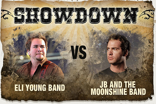 Eli Young Band, JB and the Moonshine Band