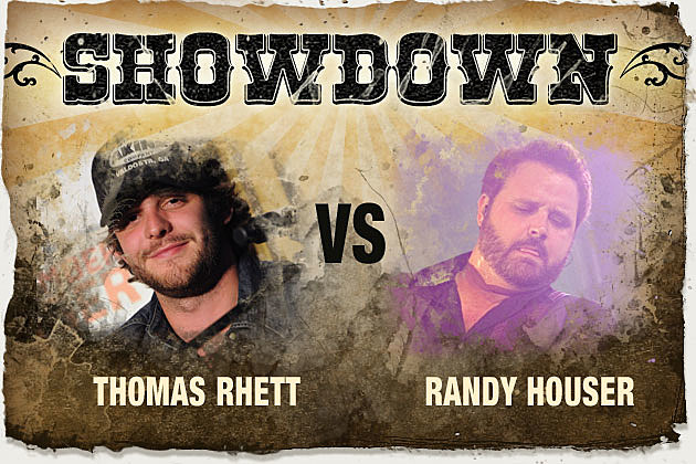 Thomas Rhett, Randy Houser