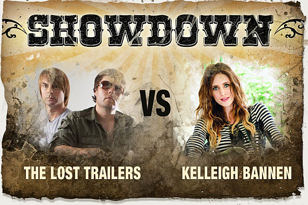 The Lost Trailers, Kelleigh Bannen