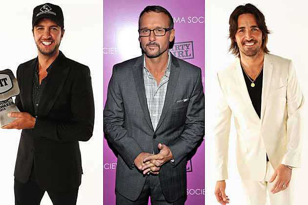 Luke Bryan, Tim McGraw, Jake Owen