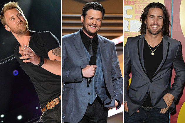 Charles Kelley, Blake Shelton, Jake Owen