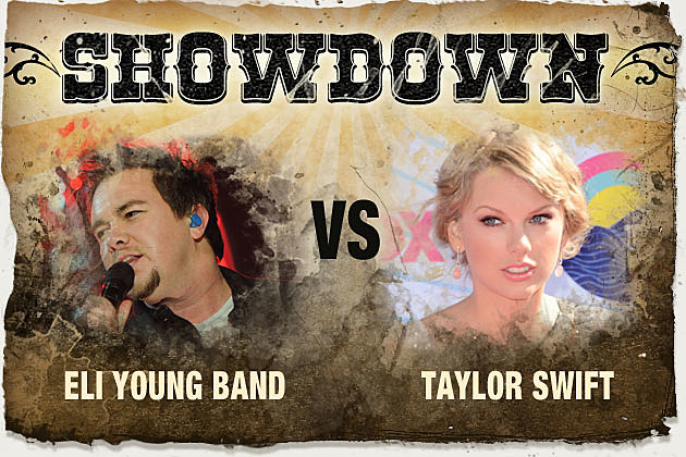 Taylor Swift, Eli Young Band