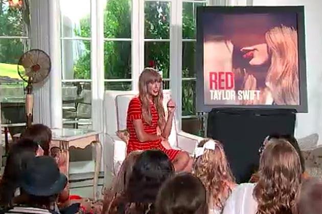 TaylorSwiftRed