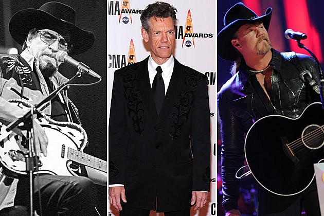 Waylon Jennings, Randy Travis, Trace Adkins