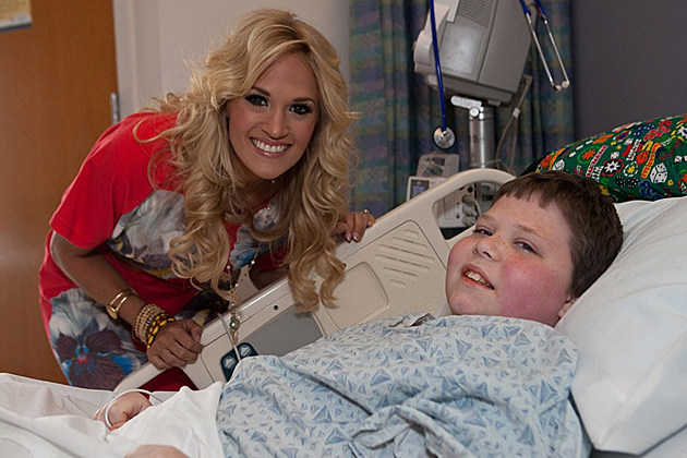 Carrie Underwood children's hospital