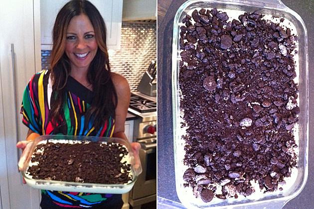 Sara Evans Dirt Cake