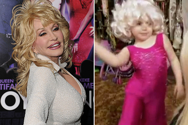 Dolly Parton Toddlers and Tiaras